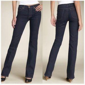 J Brand Straight Leg Ink Dark Wash Jeans